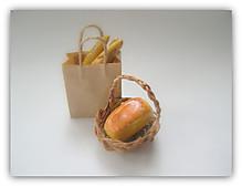 食パン、フランスパン