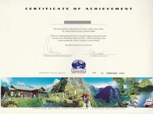 Milford_certification