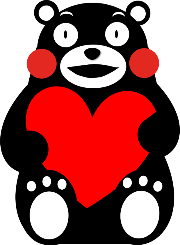 Kumamon_heart